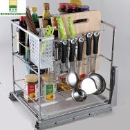 Foshan Shunde Fineness Kitchen Sanitation Co., Ltd. Cabinet Basket