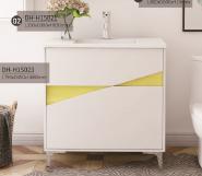new design melamine bathroom furniture/modern bathroom cabinet