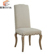 Armless Design Dining Side Living Room Leisure Chair