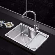 High Quality Handmade Stainless Steel Kitchen Sink