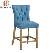 Simple Wooden Side Chairs Cafe Chair