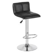 Pub club modern design furniture height adjustable PU gas lift bar stool