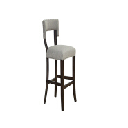 Country Style Dining Room Wooden Bar Chair Dimensions Rental