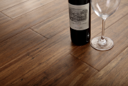 Illusion strandwoven bamboo flooring
