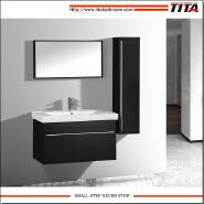 Original wooden bathroom wall corner cabinet T9002D