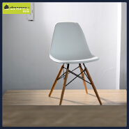 wooden dining chair for restaurant one seat