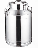 Stainless Steel Milk Drum S/S  201  304