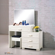 Bedroom Furniture Modern Dressing Table With Mirror
