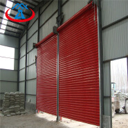 Strong Windproof Shutter Door for Hurricane and Typhoon