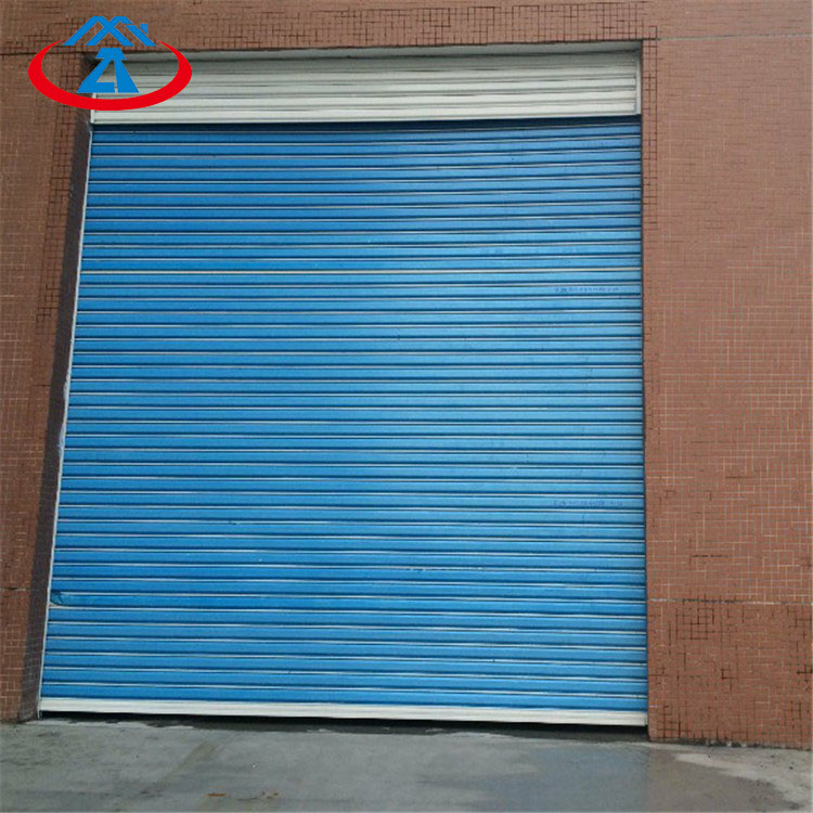 Strong Windproof Shutter Door for Hurricane and Typhoon