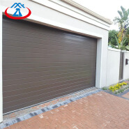 Aluminum Shutter Door Remote Control Roller Shutter Door
