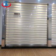 Fasionable polycarbonate transparent roller shutter door Automatic security roll up door