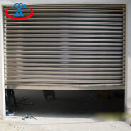 Finished Surface Stainless Steel Roller Shutter
