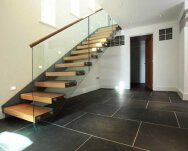 Yudi Staircase Wrought Iron Staircases