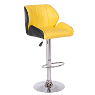 swivel high club chairs bar stools for dinning room living room with metal base