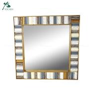 Reclaimed Wood Frame Wall Mirror Frame Vintage Mirror