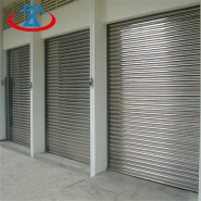 Stainless Steel Roller Shutter Metal Rolling Shutter Door for Sale