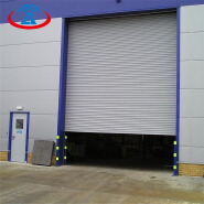 Industrial Roll Up Metal Stainless Steel Rolling Door