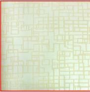 Geometrical Latest Classical Design Non-woven Wallpaper