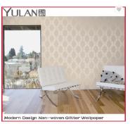 Modern Design Luxury Non-woven Wallpaper for Corridor
