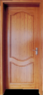 Brand New Quality Assured Latest Designs Chinese classical solid bamboo door(BD-015)