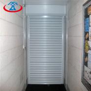 Fireproof Fire Resistant Composite Steel Rolling Shutter Door