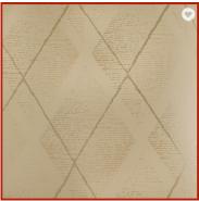 Diamond Design High-end Non-woven Laminator Decorative Wallpaper