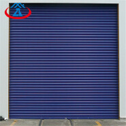 Good Quality Fire Rated Roller Shutter Door Composite Steel Fireproof Rolling Shutter Door