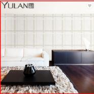 Modern Squares Design High-end Non-woven New 3d Wallpaper