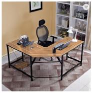 Modern L-Shaped Computer Desk Office Desk Workstation Desk for Home Office Furniture