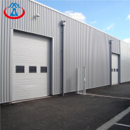 Industrial Position and Automatic Open Style Industrial Rolling door