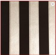 European Striped Design Non-woven Modern Wallpaper