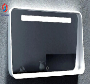 GM-6001 Italian designed solid surface artificial stone Mirror