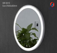 GM-6016 Italian designed solid surface artificial stone Mirror