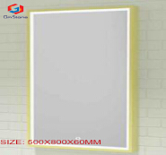 GM-6007 Italian designed solid surface artificial stone Mirror