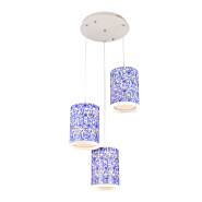 canopy dining room chinese style ceramic ceiling light fixtures