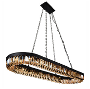 Newest Design grand Crystal pendant lamp/Hanging Lamp/Crystallight with CE ROHS UL