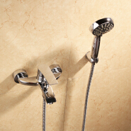 High quality brass bathroom bath and shower faucet mixer with cheap price