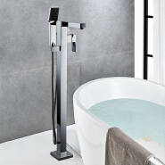 High quality standing faucet for bathtub, bathtub faucet with good price