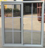 UPVC 58 SERIES SINGLE SLIDING WINDOW