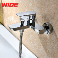 European bathroom bath mixer tap, modern bath faucet for sale