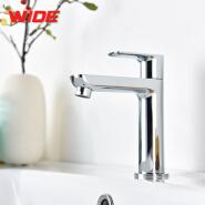 Quality guaranteed deck mounted single cold bathroom basin tap