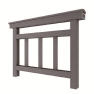 Guangdong Weiye Curtain Wall And Door & Window Co., Ltd. Aluminum Railing