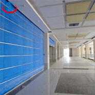 Security Fire rated roller shutter fire resistant door from Guangzhou