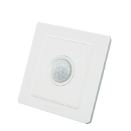 factory price white color infrared human body motion sensor switch