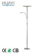 Cheap Aluminum Material Decorative 1850MM LED Floor Lamp For Indoor Room