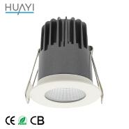 CE&ROHS Zhongshan Modern Design Indoor Round 15W Waterproof LED Downlight