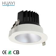 HUAYI Modern Metal LED Ceiling Bedroom Downlight Fixtures Lighting Indoor