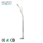 Modern Style Chinese Hotel Bedroom Decoration Energy Saving LED Floor Lamp