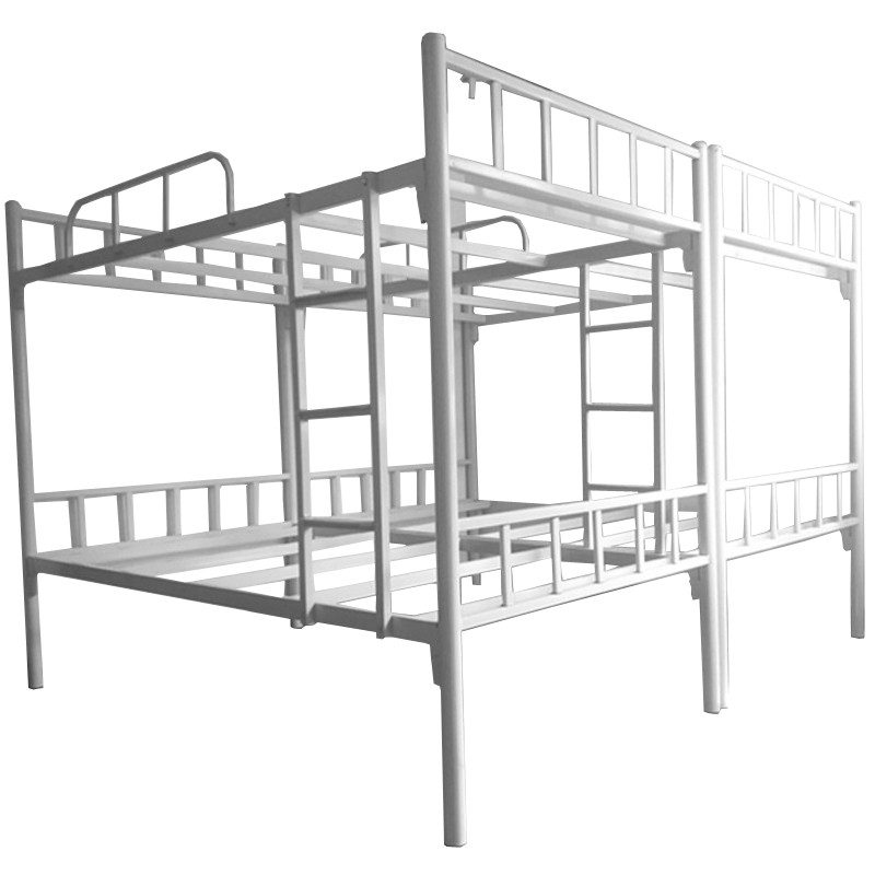 Military Iron Adult Dormitory Beds Metal With Slide For Sale Bunk Bed Prices